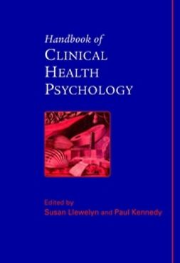 Kennedy, Paul - Handbook of Clinical Health Psychology, ebook