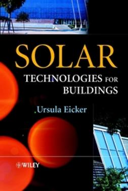 Eicker, Ursula - Solar Technologies for Buildings, ebook