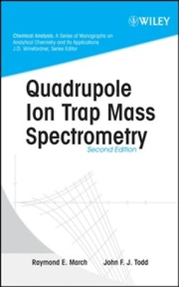 March, Raymond E. - Quadrupole Ion Trap Mass Spectrometry, e-bok