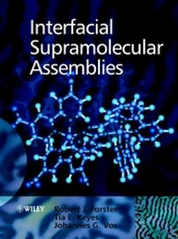 Forster, Robert J. - Interfacial Supramolecular Assemblies, ebook