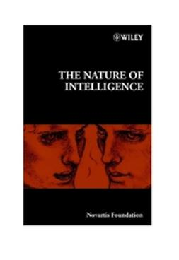 Foundation, Novartis - The Nature of Intelligence, e-bok