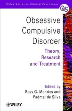 Menzies, Ross G. - Obsessive-Compulsive Disorder: Theory, Research and Treatment, ebook