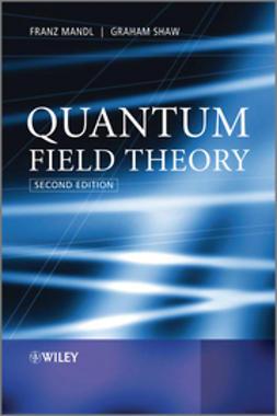 Mandl, Franz - Quantum Field Theory, e-kirja