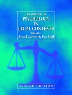 Bull, Ray - Handbook of Psychology in Legal Contexts, ebook