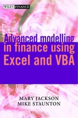 Jackson, Mary - Advanced Modelling in Finance using Excel and VBA, e-bok
