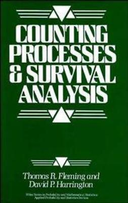 Fleming, Thomas R. - Counting Processes and Survival Analysis, ebook