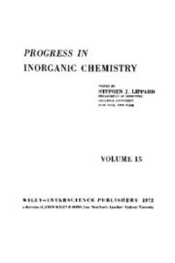 Lippard, Stephen J. - Progress in Inorganic Chemistry, ebook