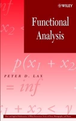 Lax, Peter D. - Functional Analysis, ebook