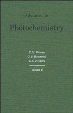 Volman, David H. - Advances in Photochemistry, ebook