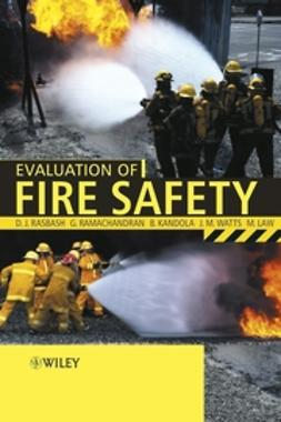 Kandola, B. - Evaluation of Fire Safety, ebook
