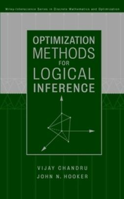 Chandru, Vijay - Optimization Methods for Logical Inference, ebook