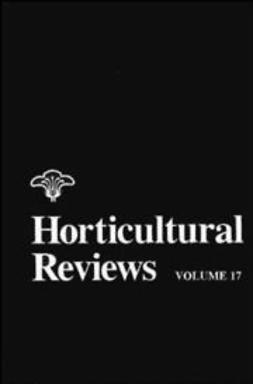 Janick, Jules - Horticultural Reviews, e-bok
