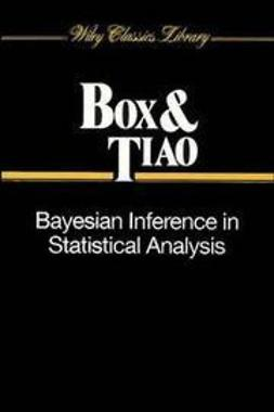 Box, George E. P. - Bayesian Inference in Statistical Analysis, e-kirja