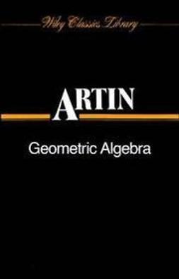 Artin, E. - Geometric Algebra, ebook