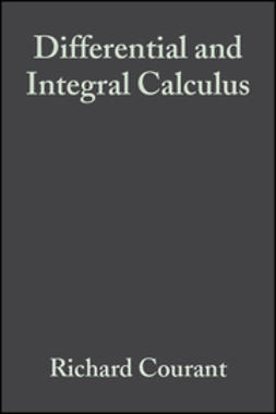Courant, Richard - Differential and Integral Calculus, ebook