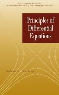 Markley, Nelson G. - Principles of Differential Equations, ebook