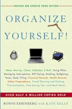 Eisenberg, Ronni - Organize Yourself, ebook