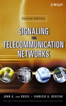 Bosse, John G. van - Signaling in Telecommunication Networks, ebook