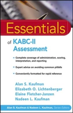 Fletcher-Janzen, Elaine - Essentials of KABC-II Assessment, ebook