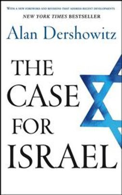 Dershowitz, Alan - The Case for Israel, ebook