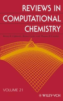 Cundari, Thomas R. - Reviews in Computational Chemistry, ebook