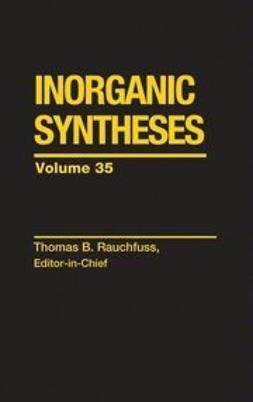 Rauchfuss, Thomas - Inorganic Syntheses, ebook