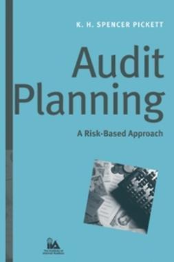 Pickett, K. H. Spencer - Audit Planning: A Risk-Based Approach, e-bok