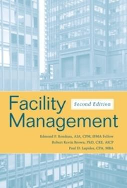Brown, Robert Kevin - Facility Management, ebook