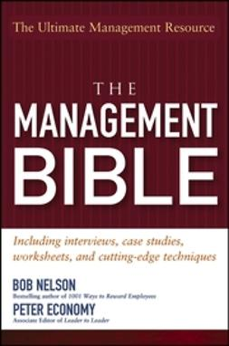 Economy, Peter - The Management Bible, ebook