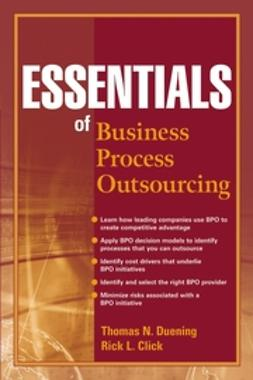 Click, Rick L. - Essentials of Business Process Outsourcing, ebook