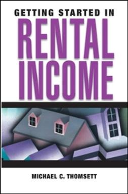 Thomsett, Michael C. - Getting Started in Rental Income, ebook