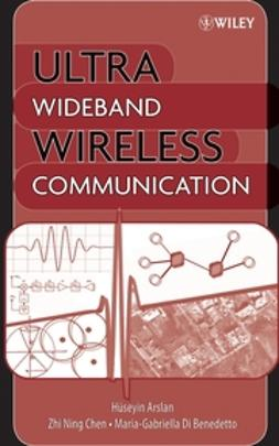 Arslan, Huseyin - Ultra Wideband Wireless Communication, e-bok
