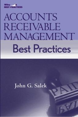 Salek, John G. - Accounts Receivable Management Best Practices, ebook