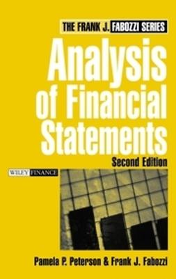 Peterson, Pamela P. - Analysis of Financial Statements, ebook