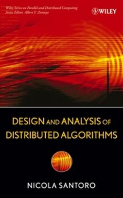 Santoro, Nicola - Design and Analysis of Distributed Algorithms, ebook