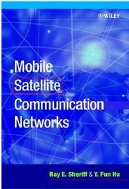 Sheriff, Ray E. - Mobile Satellite Communication Networks, ebook