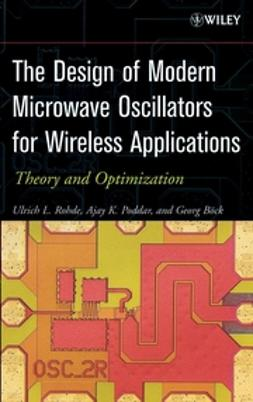 Böck, Georg - The Design of Modern Microwave Oscillators for Wireless Applications: Theory and Optimization, ebook