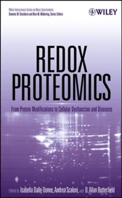 Butterfield, D. Allan - Redox Proteomics: From Protein Modifications to Cellular Dysfunction and Diseases, e-kirja