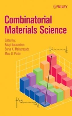 Mallapragada, Surya - Combinatorial Materials Science, ebook