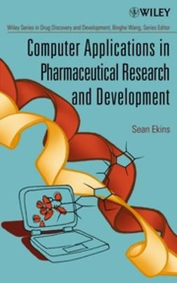 Ekins, Sean - Computer Applications in Pharmaceutical Research and Development, e-bok