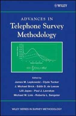 Lepkowski, James M. - Advances in Telephone Survey Methodology, ebook
