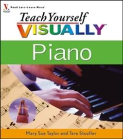 Stouffer, Tere - Teach Yourself VISUALLY Piano, ebook