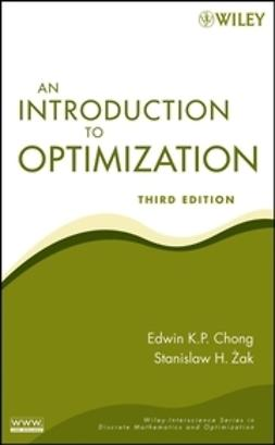 Chong, Edwin K. P. - An Introduction to Optimization, ebook