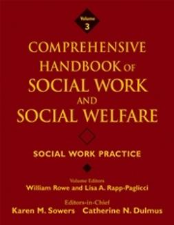 Rapp-Paglicci, Lisa A. - Comprehensive Handbook of Social Work and Social Welfare, Social Work Practice, ebook