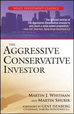Shubik, Martin - The Aggressive Conservative Investor, ebook