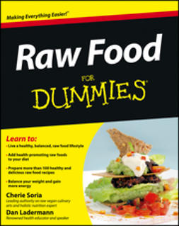Ladermann, Dan - Raw Food For Dummies, ebook