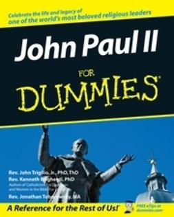 Trigilio, John - John Paul II For Dummies, ebook
