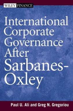 Ali, Paul - International Corporate Governance After Sarbanes-Oxley, ebook