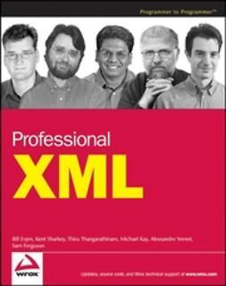 Evjen, Bill - Professional XML, ebook