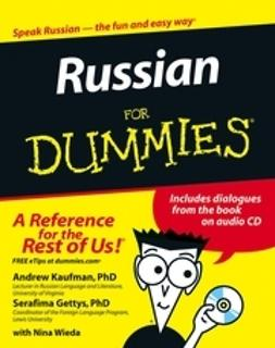 Gettys, Serafima - Russian For Dummies<sup>?</sup>, ebook